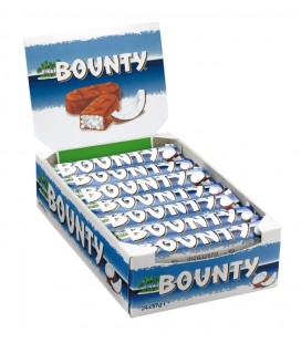 Chocolate bars Bounty 57 grs.