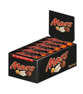 Mars chocolate bar 51 g