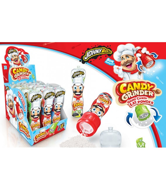 Candy Grinder Johny Bee