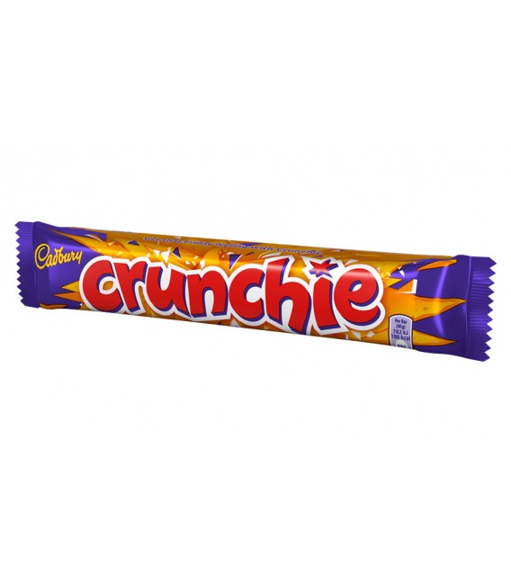 Barritas Crunchie de Cadbury