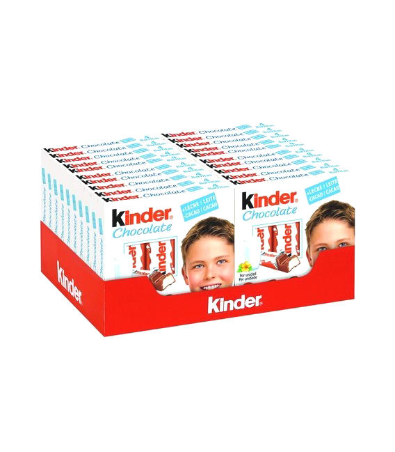 Chocolate Kinder Chocolate T4