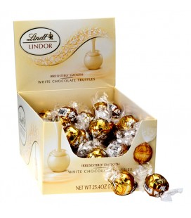 Lindor white chocolates bulk 2 k