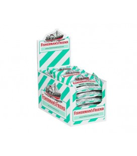 Fisherman's Friend fresh mint sugar free