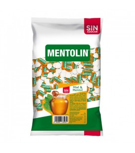 Mentolin Honey&Menthol sugarfree candy