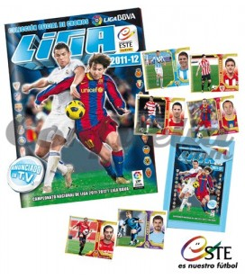 Liga BBVA 2011-2012 launch pack