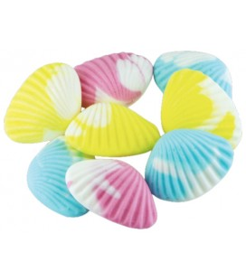 Seashells gummy jellies Damel