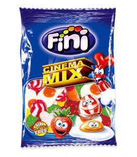 Caramelos de goma Cinema Mix Fini 100 g