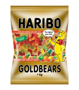 Gold Bears gummy jellies bulk Haribo