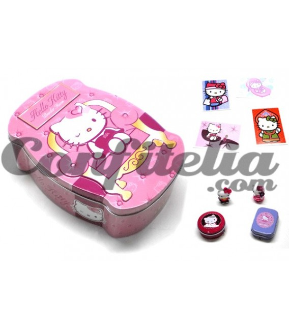 Panini's Hello Kitty special edition tin