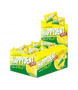 Happydent lemon gum