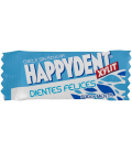 Chicle Happydent menta sin azúcar