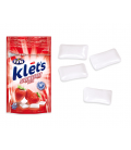 Klets strawberry gum 39 g