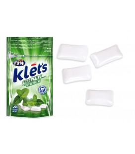 Chicle Klets Hierba 39 g