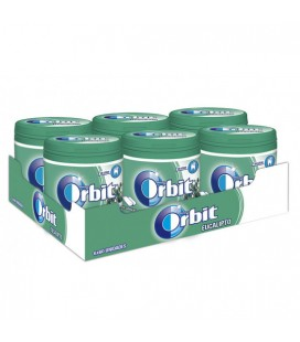 Orbit box Eucalyptus chewing gum
