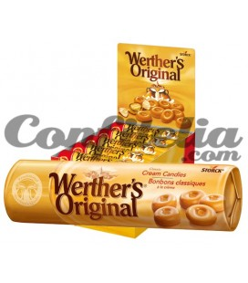 Caramelo Werther's Original en sticks