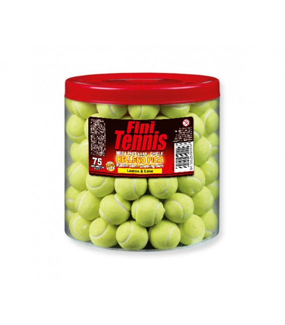 Chicle Tennis Ball gigante de Fini