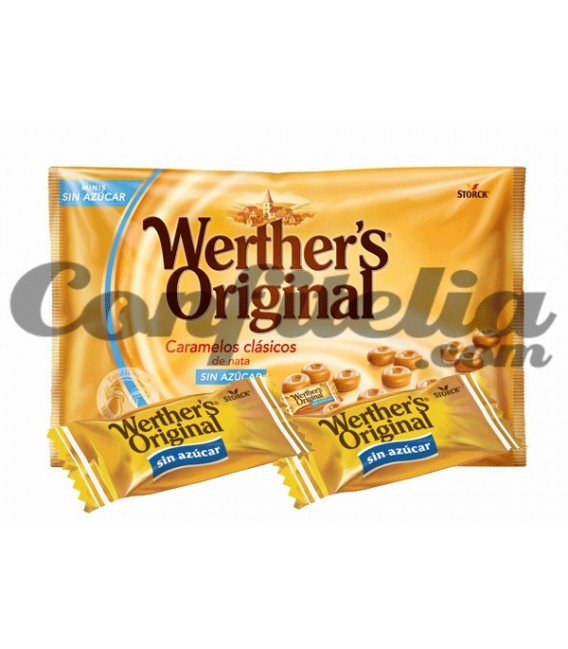 Werther's Original sugarfree bulk candy