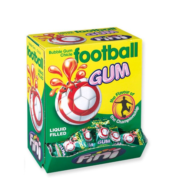 Chicles Football Fini