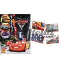 Panini's Cars collection launch pack
