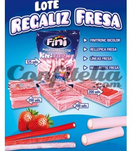 Fini strawberry liquorice pack