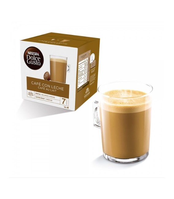 Dolce Gusto Cafe con leche