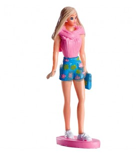 Barbie PVC figure