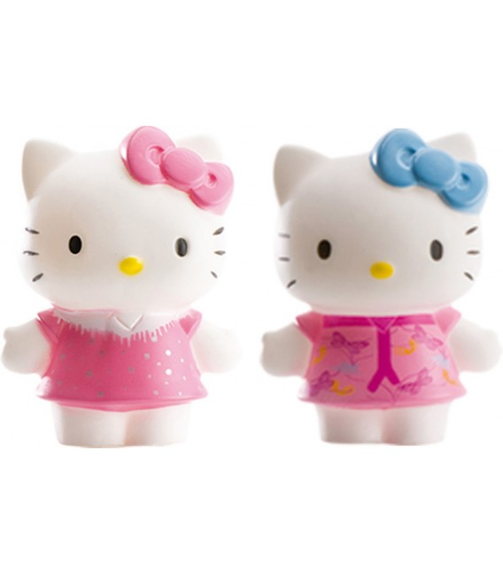 Hello Kitty figure for cakes