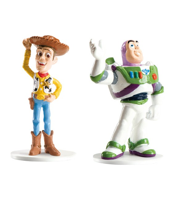 Toy Story cake figures