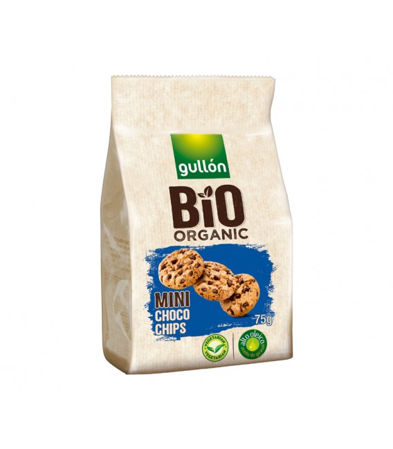 Bio Mini Chips cookies by Gullon