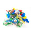Anise filled assorted toys
