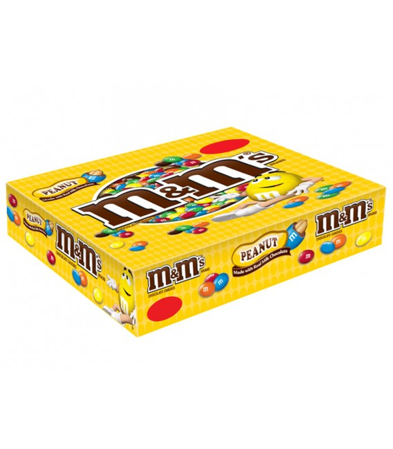 M&M's Cacahuete King Size