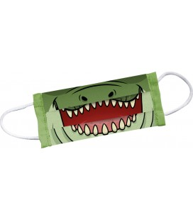 Animal Mask FFP2 Crocodile