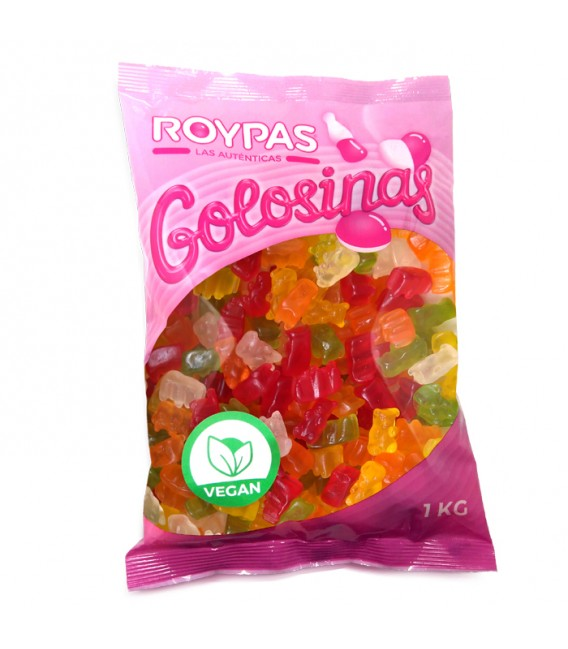 Vegan gummy Bears Roypas