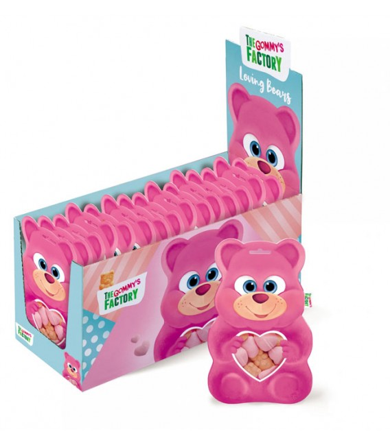 Gommy's Factory Loving Bears