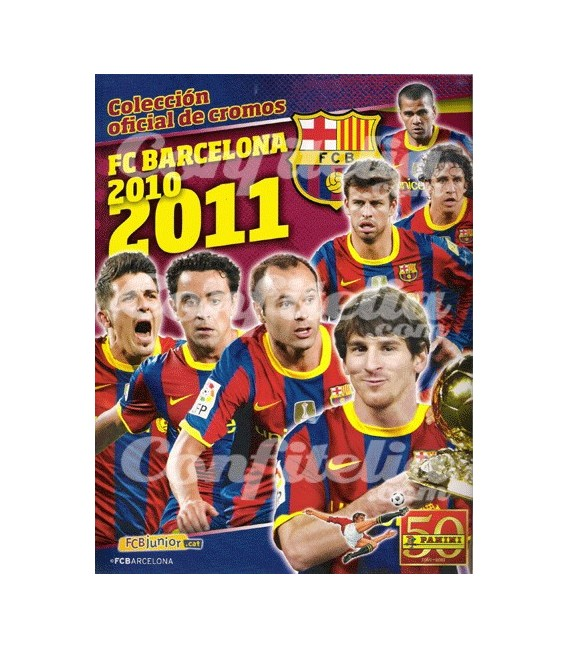 Fc Barcelona Stickers.Panini S Fc Barcelona 2010 2011 Stickers Collection