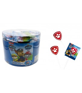 Paw Patrol candy lollipops