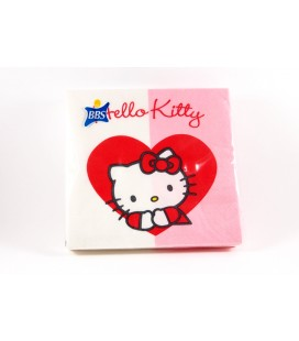 Hello Kitty paper napkin