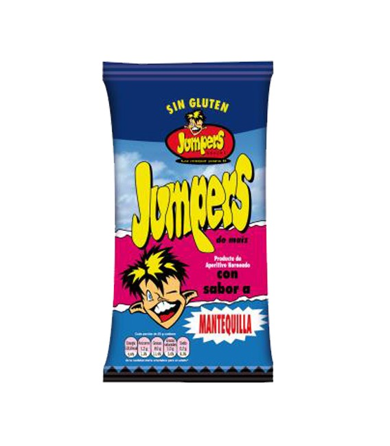 Jumpers Mantequilla 42 g