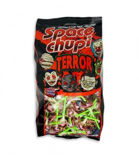 Space Chupi Terror lollipop Intervan