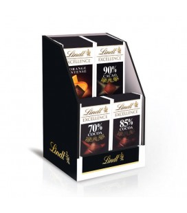 Tabletas Lindt Excellence 100 g