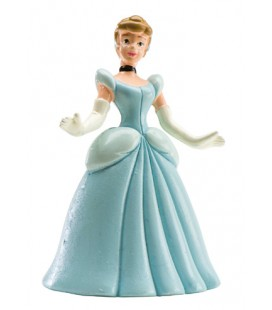 Cinderella birthday candle