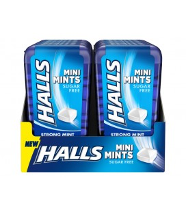 Halls Mini Mints Peppermint