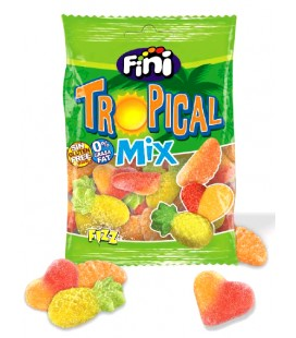 Tropical Mix gummies Fini 100 g