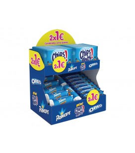 Pack galletas Mondelez