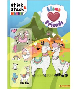 Stick & Stack Llama Friends n. 243 Panini