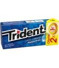 Pack chicle Trident grageas