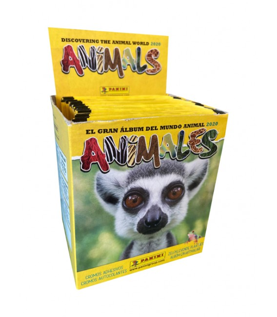 Animals 2020 collection by Panini