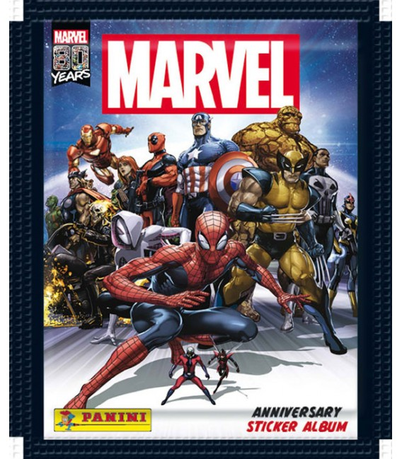 Marvel 80 anniversary collection Panini