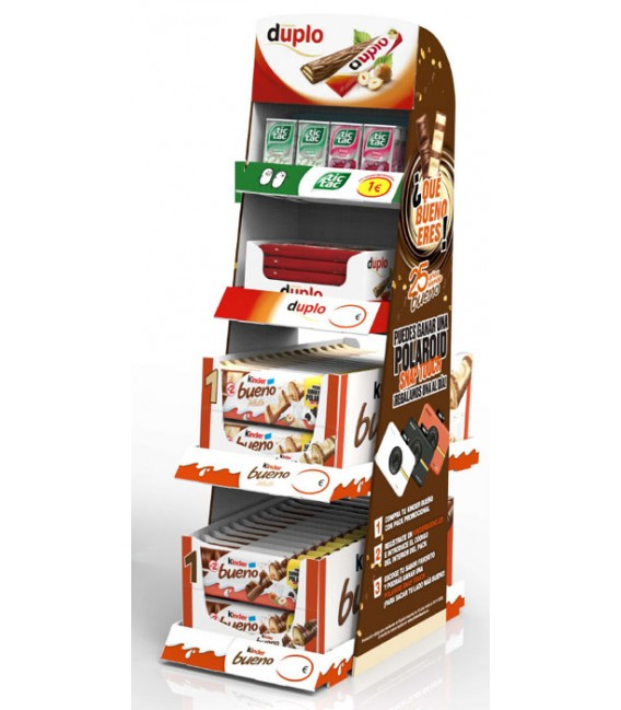Pack Kinder Combo Snacks
