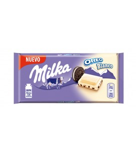 Milka Oreo White 100 g bars